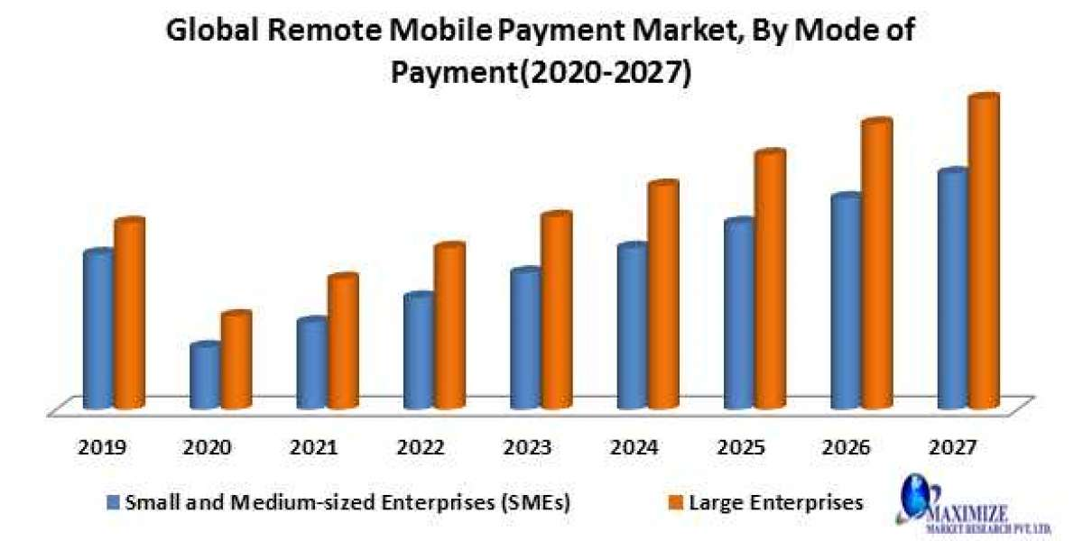 Remote Mobile Payment Market- Industry Analysis and Forecast (2020-2027)