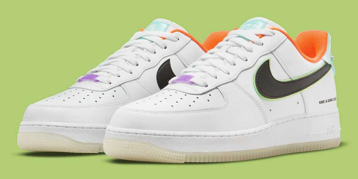 """Nike Air Force 1 """"Have A Good Game"""" is about to release DO2333-101"""